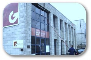 High Reach Window Cleaning Services